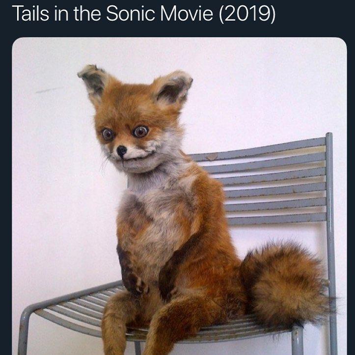 25 Best Sonic The Hedgehog Movie Poster Memes Ahseeit