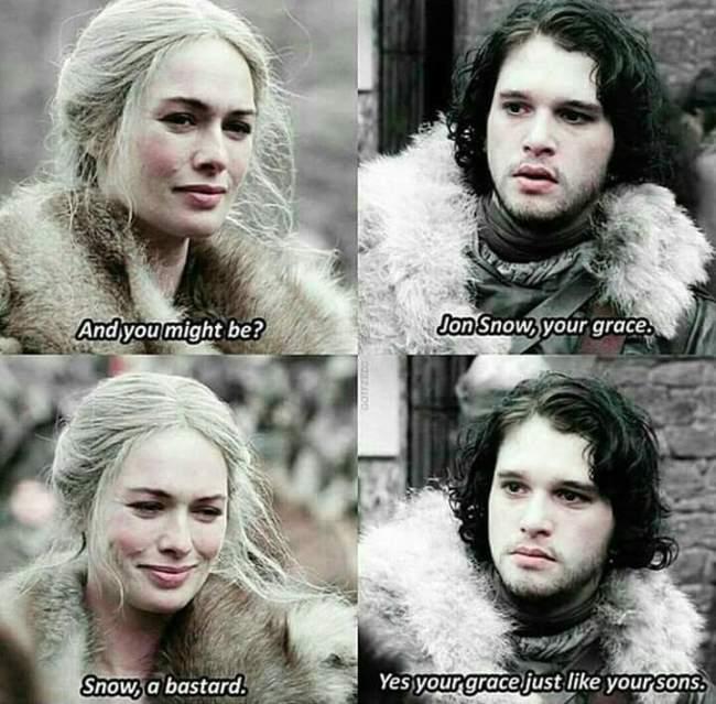 50 Best And Funny Jon Snow Memes Ahseeit