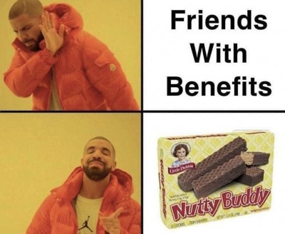 With benefits meme friends Friends with