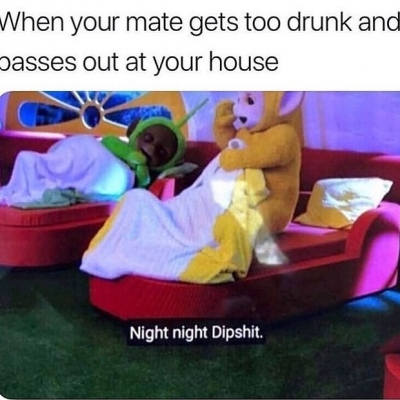 When your best friend gets sloppy drunk meme - AhSeeit
