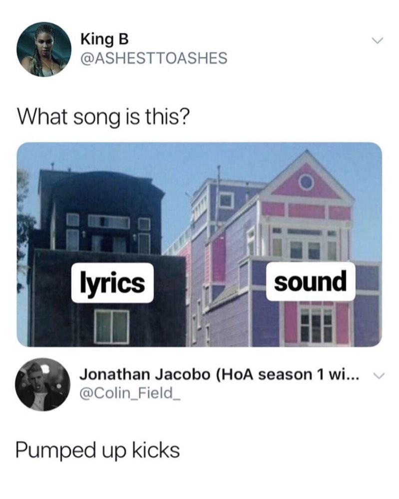 What Song Is This Lyrics Sound Meme Ahseeit