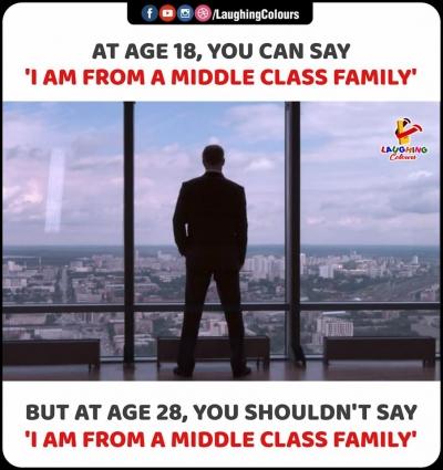 25+ Best Recent Memes of middle-class - AhSeeit