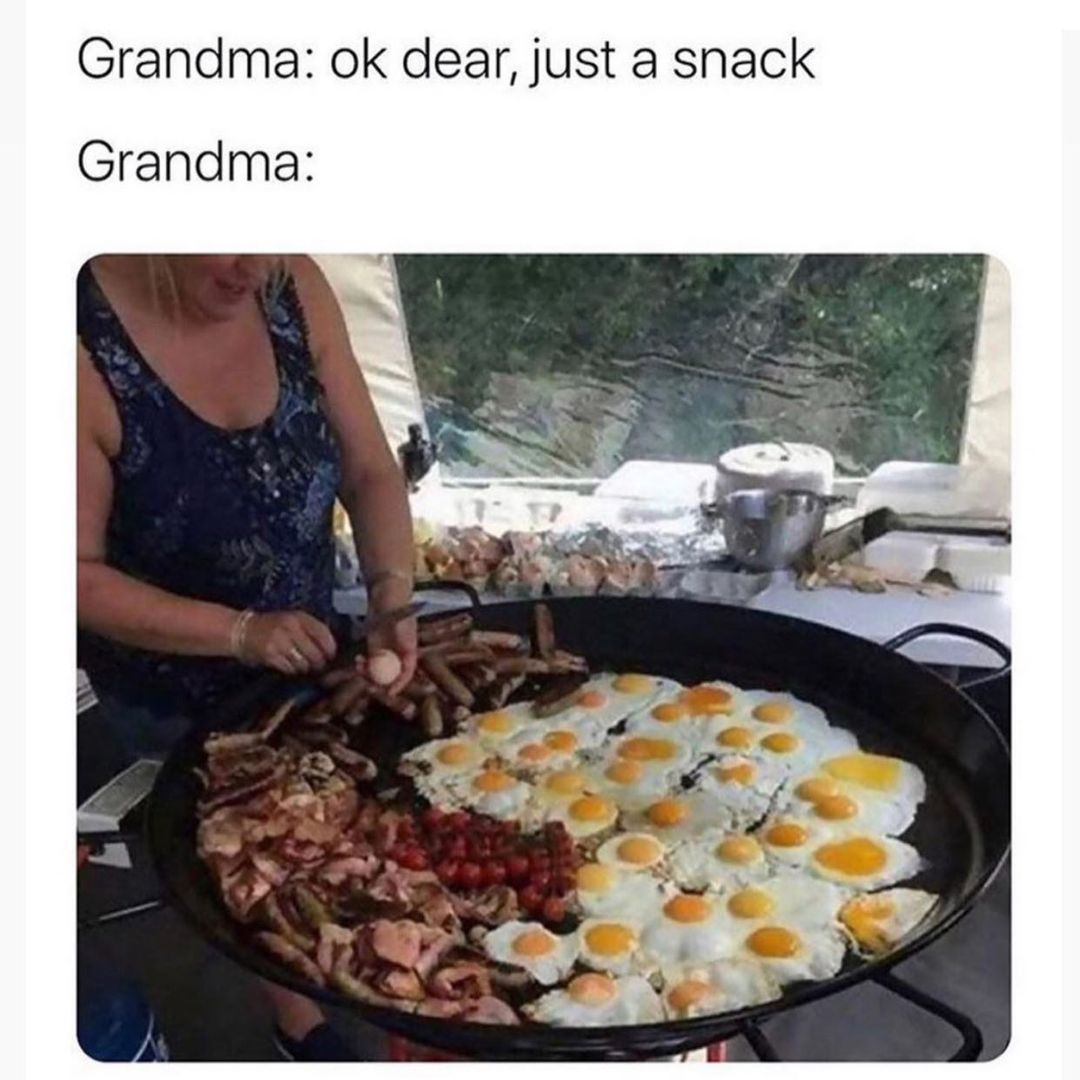 Just A Snack