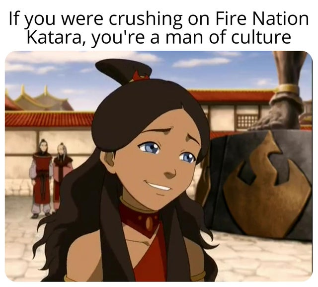 Youre also a man of culture