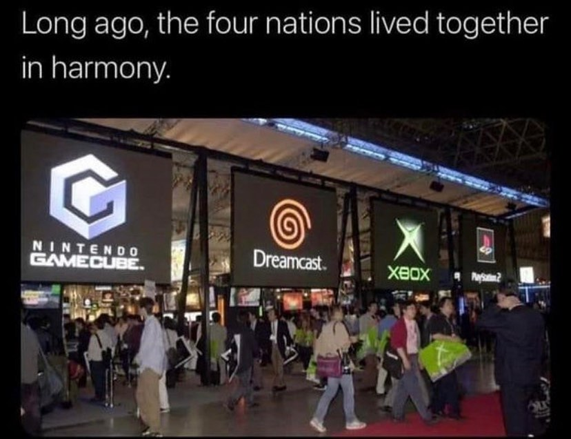 Long ago, the four nations lived together i harmony meme - AhSeeit