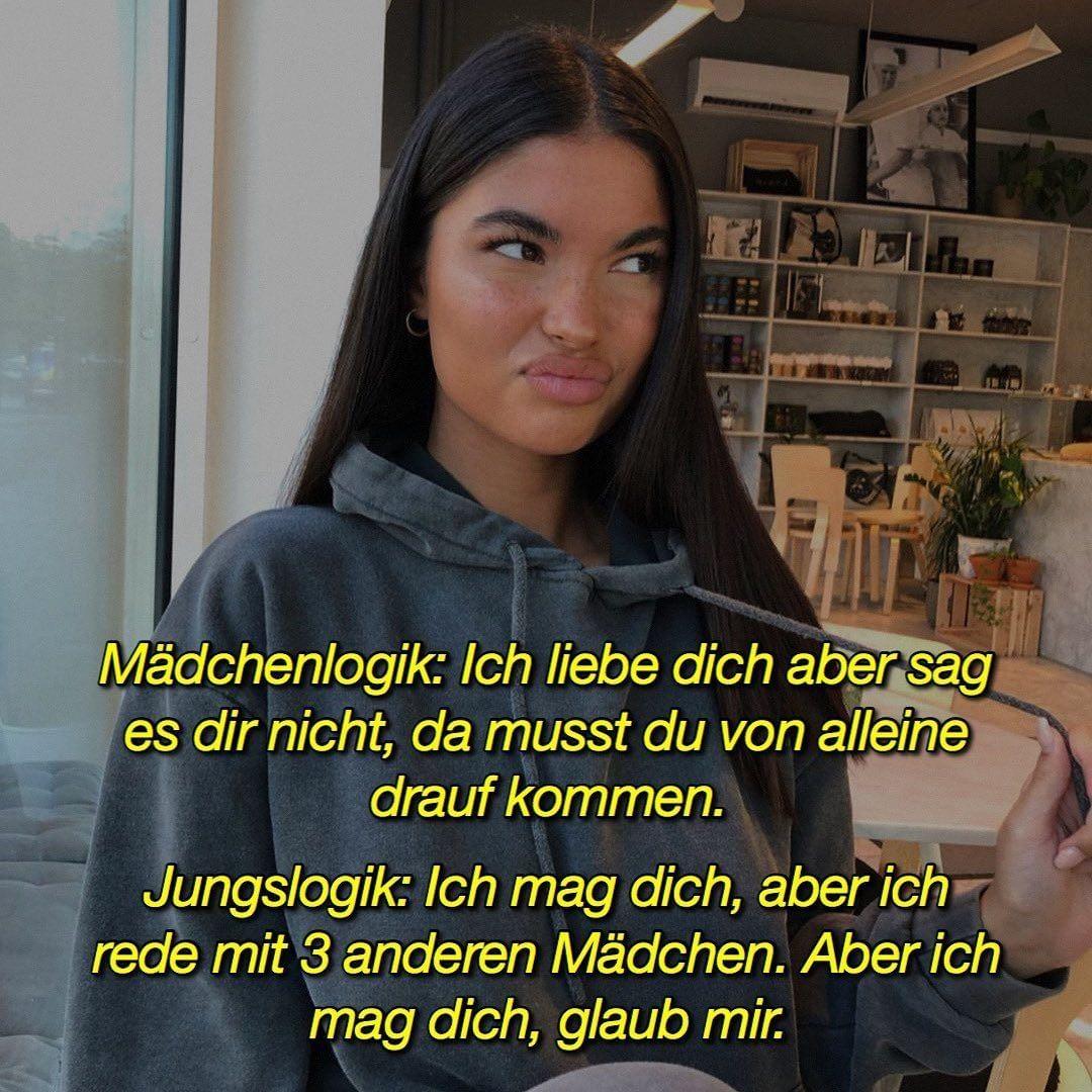Mädchen logik