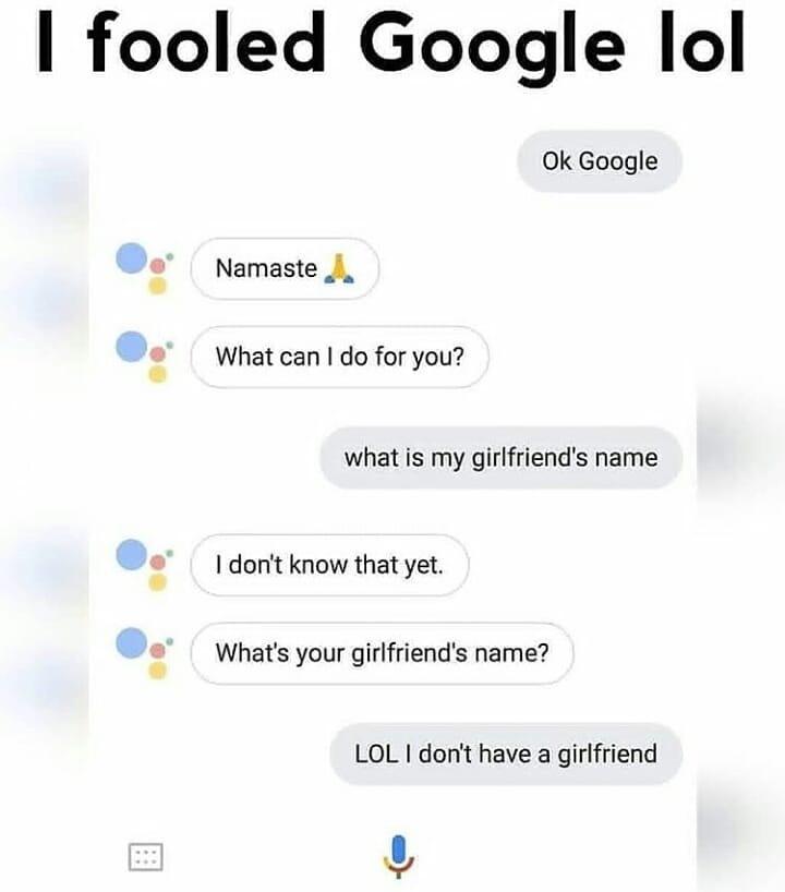 I Fooled Google Lol Meme Hindi Memes