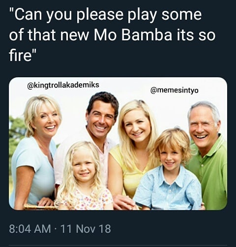 Mo Bamba By Sheck Wes Mp3: Can You Please Play Some Of That New Mo Bamba Its So Fire