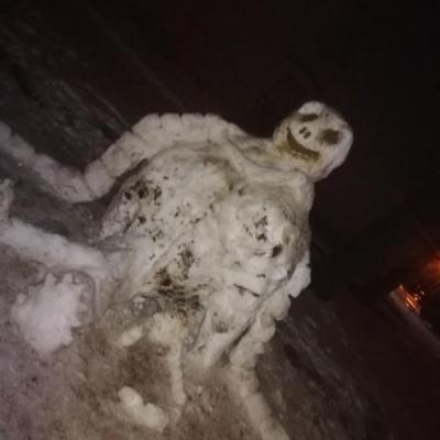 snowMAN - iFunny :)  Dank Frosty Snowman
