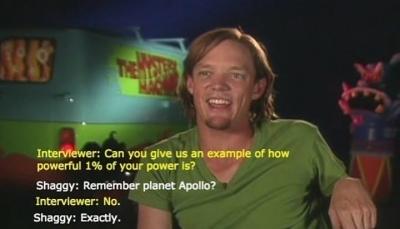 Shaggy memes Remember planet Apollo meme - AhSeeit