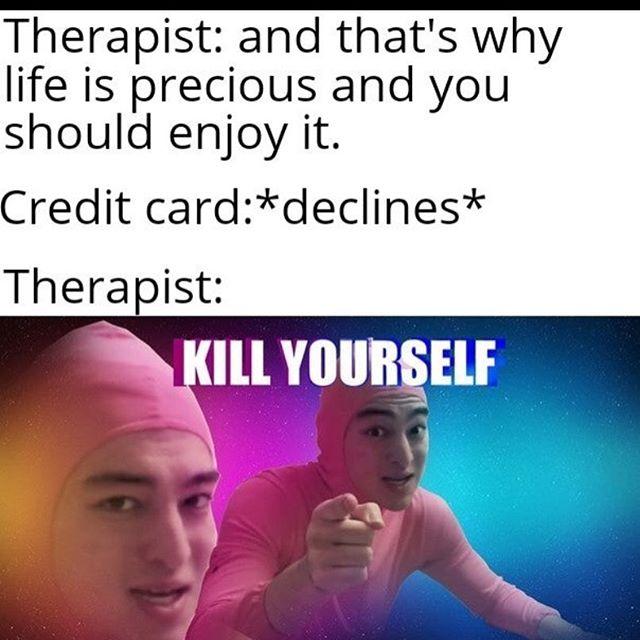 50+ Trending of Credit Card Declines Memes - AhSeeit