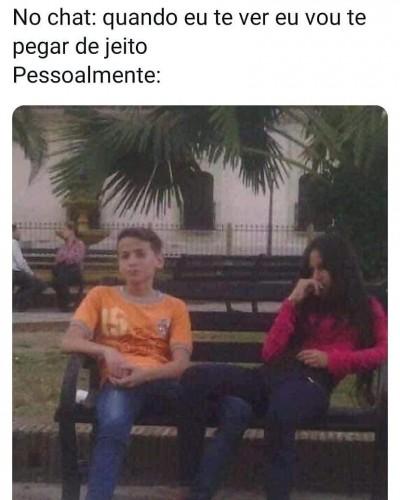 Portugues chat Bate