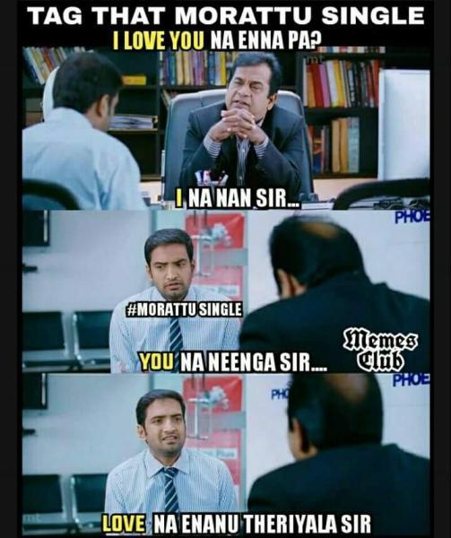 Single whatsapp status tamil free download  Tamil status