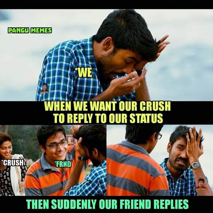 Whatsapp Status Meme Tamil Tamil Memes