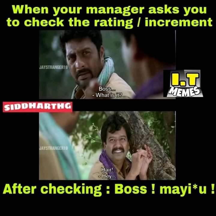Office Meme Tamil