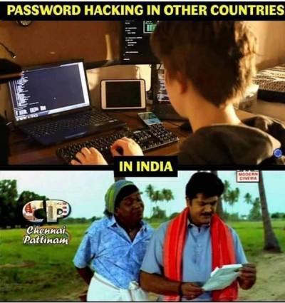 List of Best password - Tamil Memes