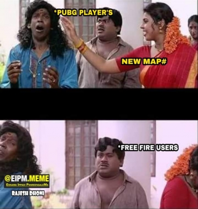 List Of Best Free Fire Users Tamil Memes