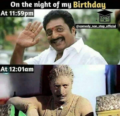 Birthday Boy meme Tamil - Tamil Memes
