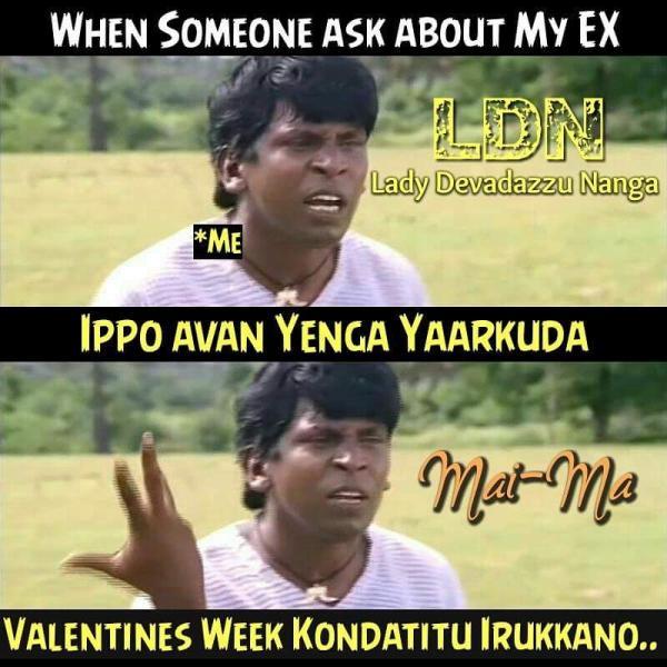 45 Best Love Failure Memes Tamil Tamil Memes