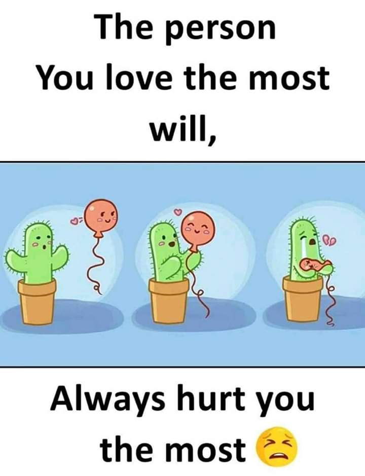 Love The Most Will Always Hurt You Meme Tamil Memes