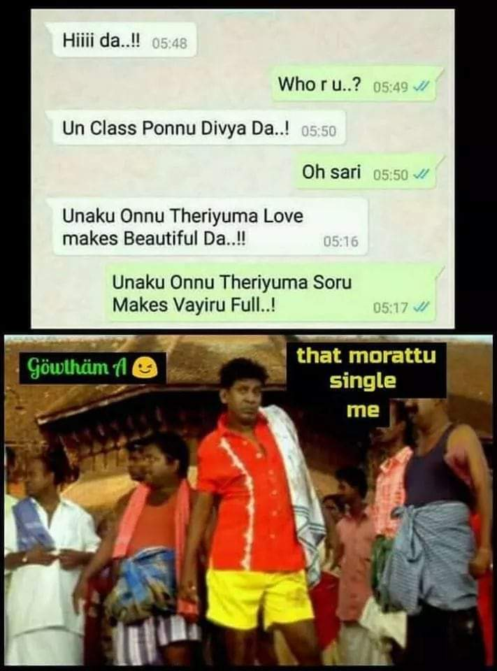 Whatsapp tamil status single Download WhatsApp