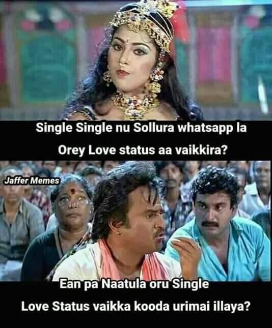 Single whatsapp tamil status Status Video