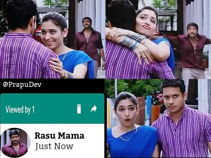 Viewed by Rasu mama Kanden Kadhalai Movie shakthi and Anjali