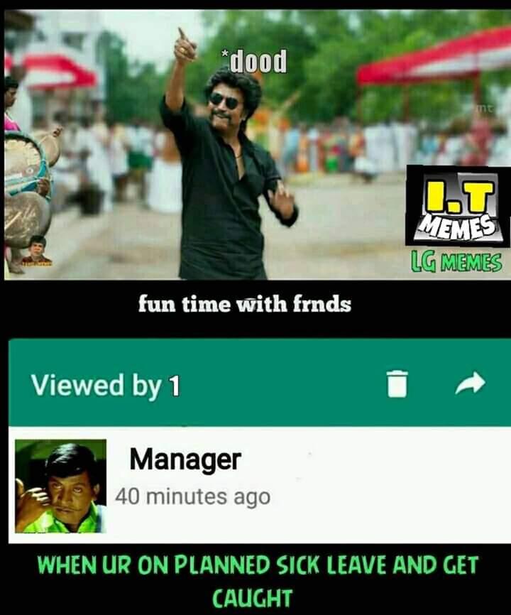 Viewed By Manager Meme Dood Fun Whatsapp Status Tamil Memes
