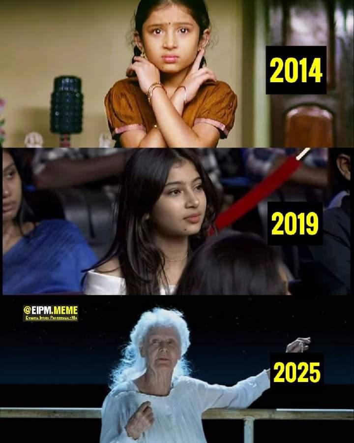 Actress Sara arjun troll meme - Tamil Memes