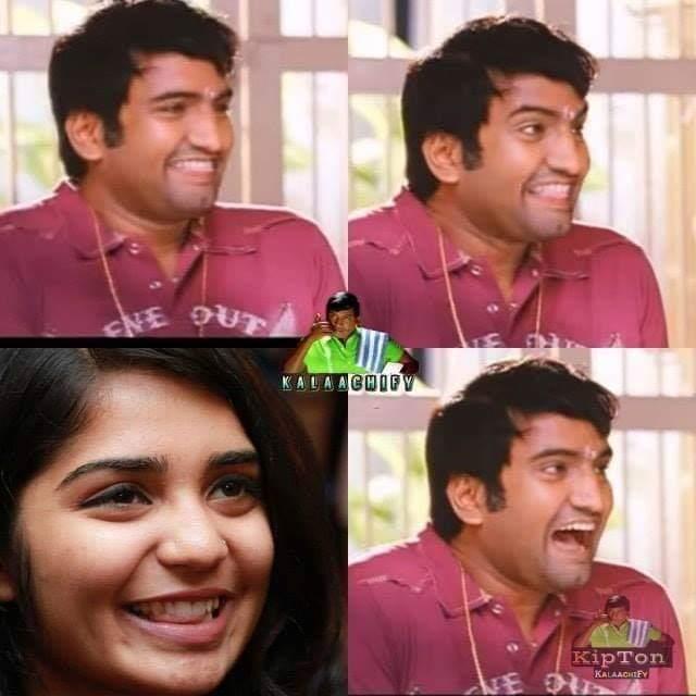 Girls are damn cute when they speak bad words be like meme - Tamil Memes