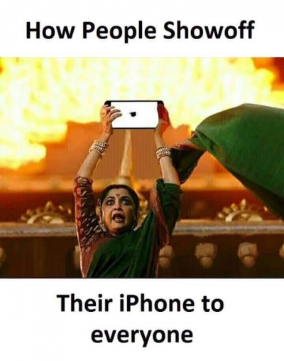 List of Best iphone,users , Tamil Memes