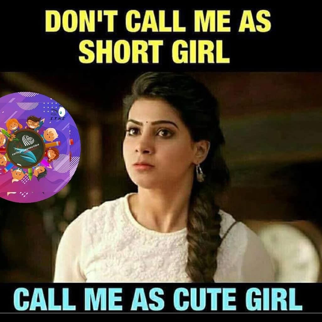 Short Girls Angry Moment Meme Tamil Memes