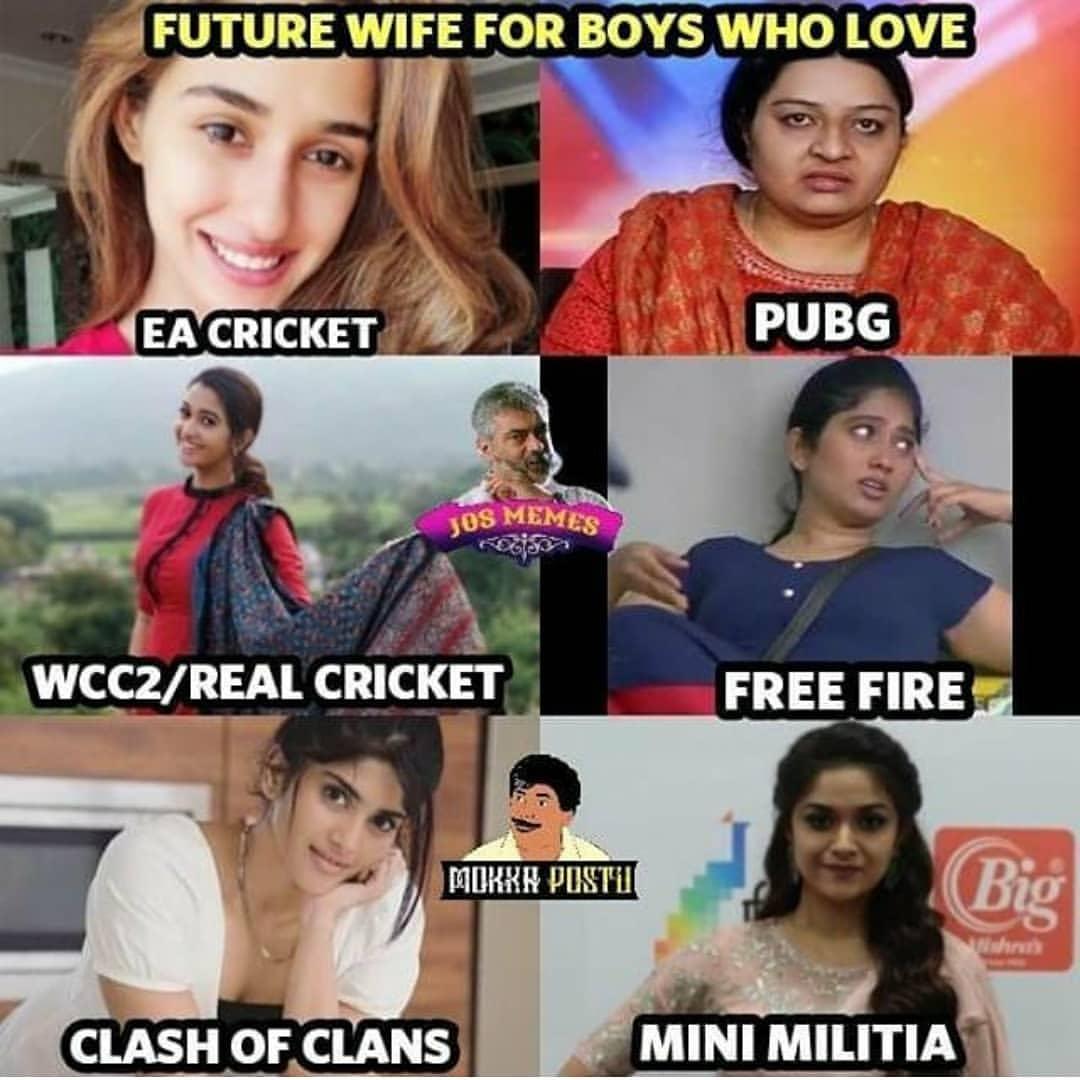 Future Wife For Boys Who Love Be Like Meme Tamil Memes