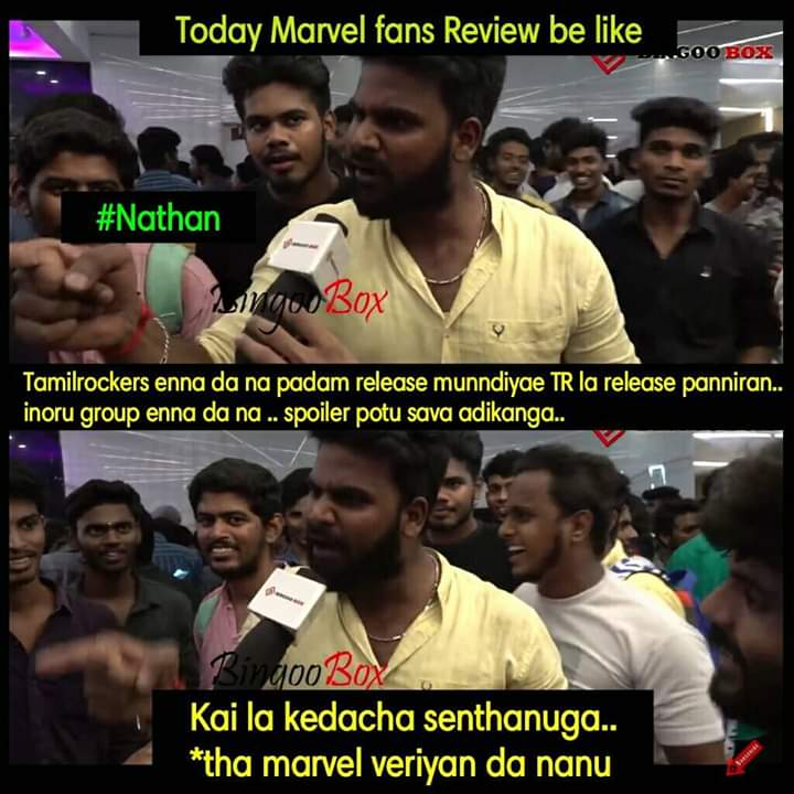 After Watching Avengers Endgame Movie Marvel Fans Review Be Like