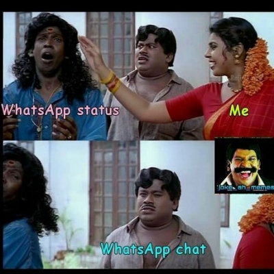 List of Best whatsapp-chat - Tamil Memes