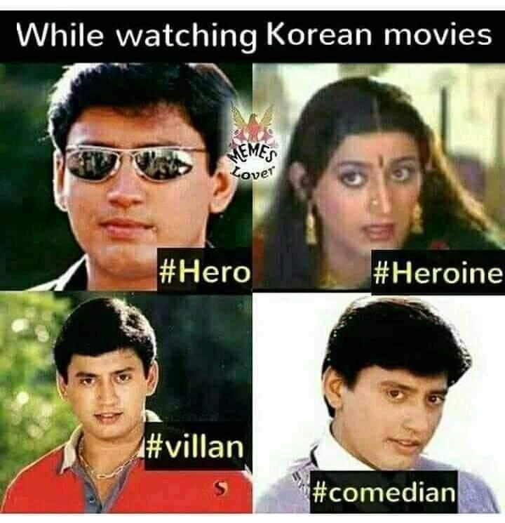 20 Relatable KDrama Memes For Korean Drama Fans ... |Sighs Korean Meme