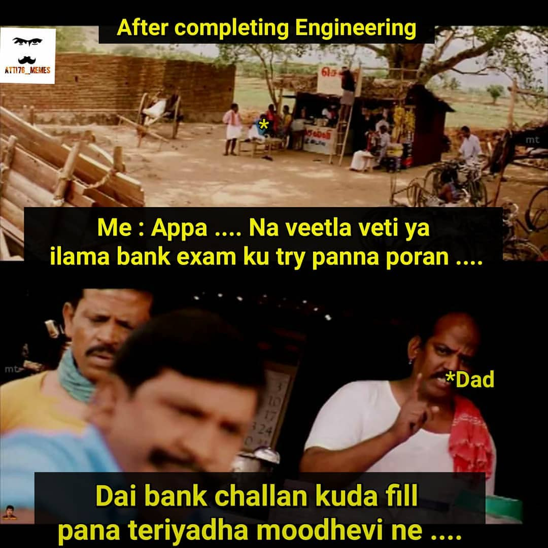 After Completing Engineering Trying To Bank Exam Dad Reaction Be