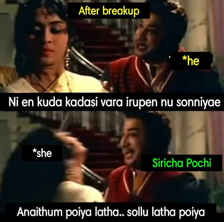 girls after break up