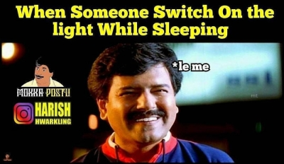 List Of Best Sleeping Tamil Memes
