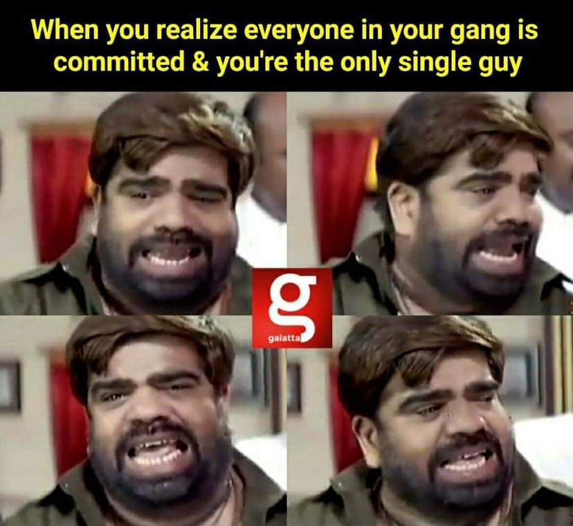 Single guys problems