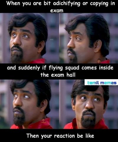 Physics Viva Exam Be Like Meme Tamil Memes