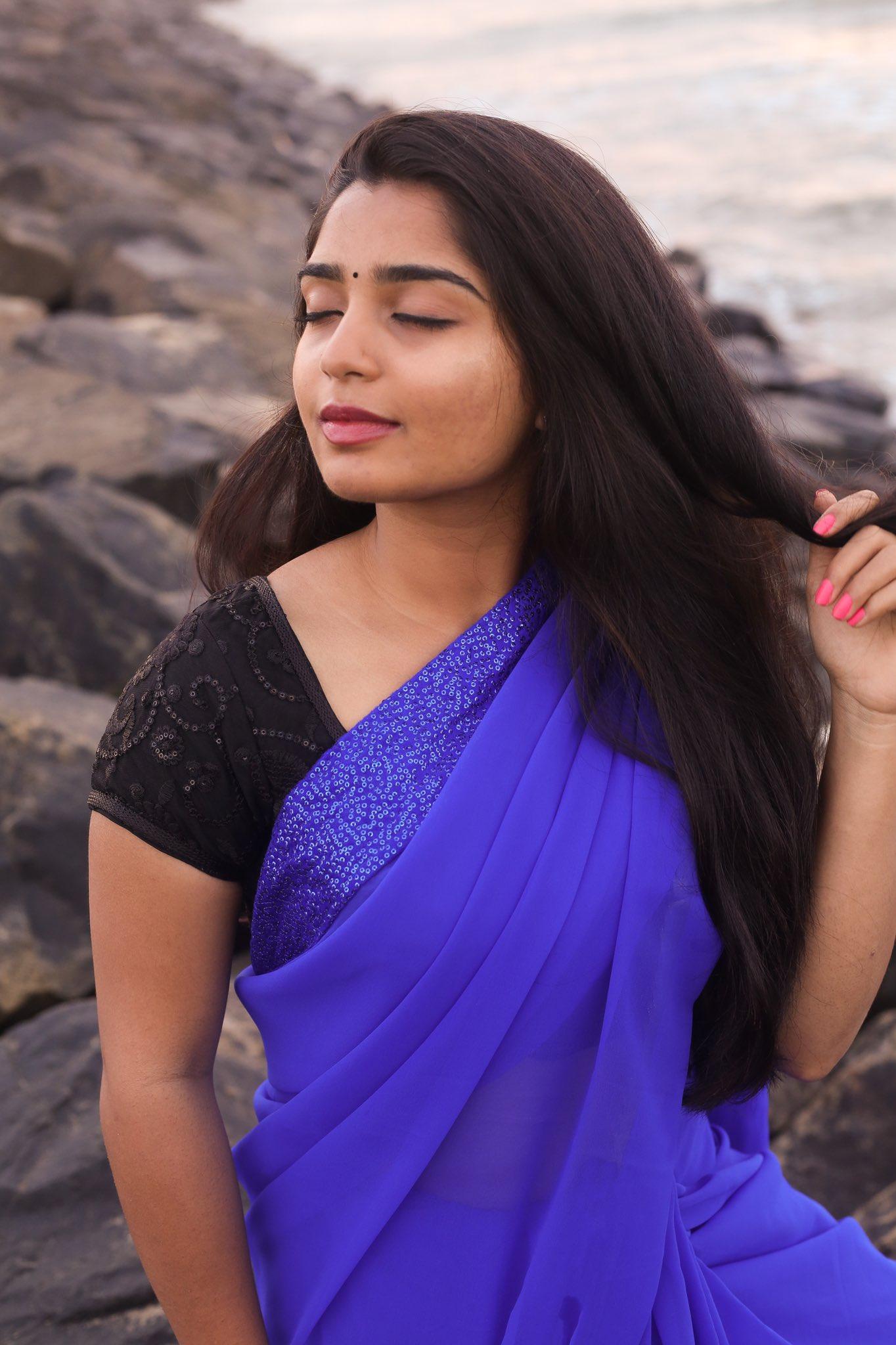 15+ Best 96 Movie Little Jaanu Actress Gouri G Kishan Latest Photoshoot  Images HD - Tamil Memes