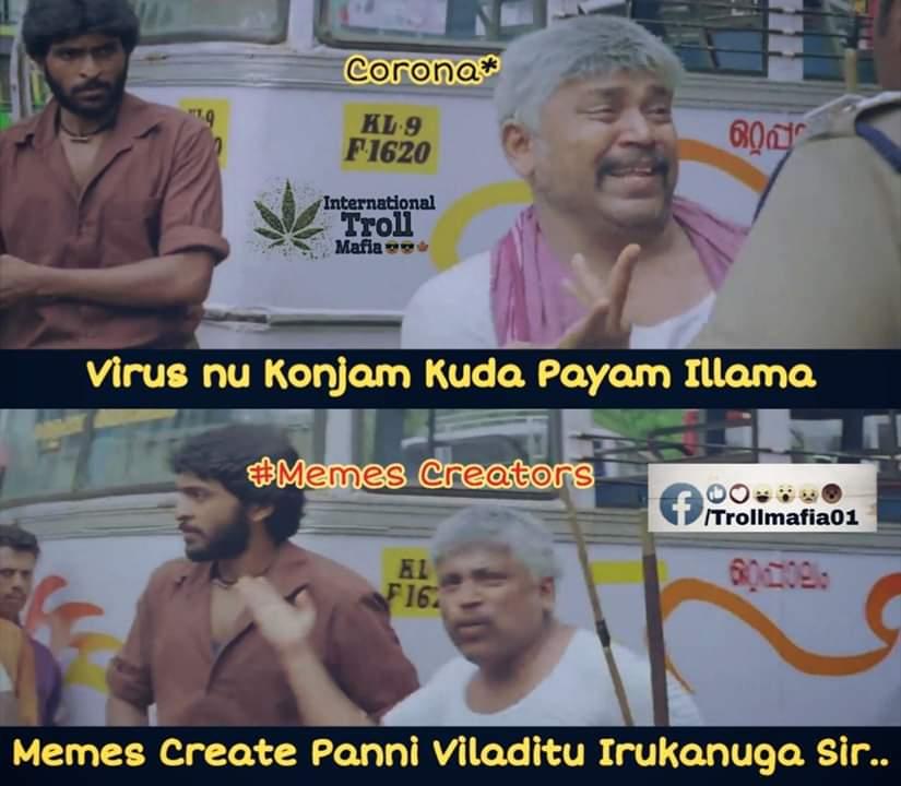 3 Funny Meme Creators Using Coronavirus Reaction Template Memes