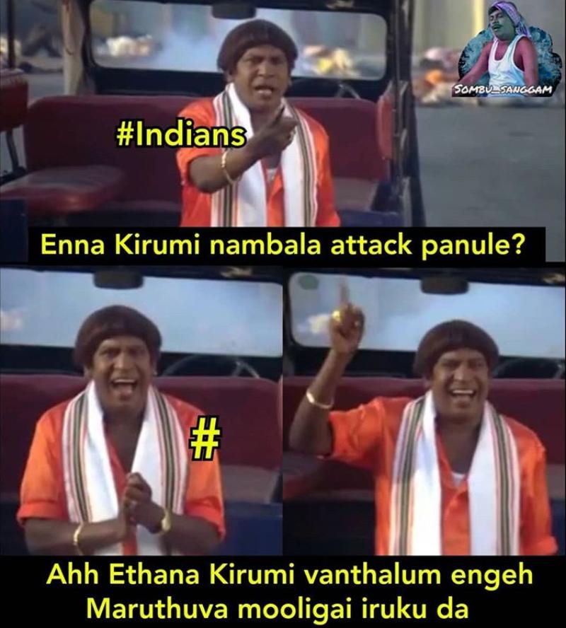 20 Best Corona Virus Memes Tamil Memes
