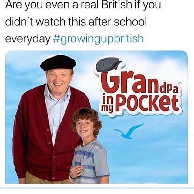 Are You Even A Real British If You Didn T Watch This After School