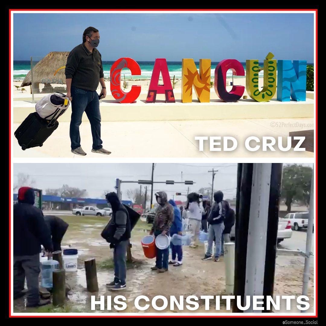 Ted Cruz Cancun Meme United States Memes